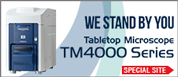 Tabletop Microscope TM4000